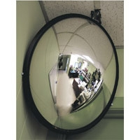 OUTDOOR CONVEX MIRROR 305MM DIA
