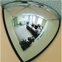 QUARTER DOME MIRROR CORNER MOUNT 812MM