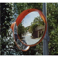 H.DUTY S.STL TRAFFIC MIRROR 305MM DIA
