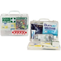 EMERGENCY BURNS STATION KIT