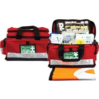 HIGH RISK SURVIVAL FIRST AID KIT