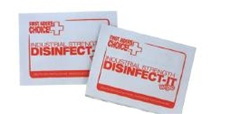 DISINFECT-IT WIPES BOX 100