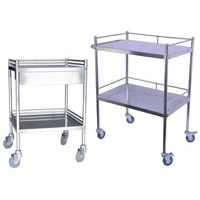 FAC DRESSING TROLLEY