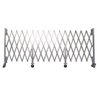 Heavy Duty Expanding Barriers 1.6M X 6.7M , 32kg
