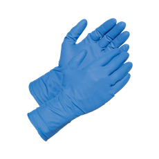 Nitrile Gloves Pack 5 Pair Fac , First Aid, Sold Per Pac With Qty Of  5