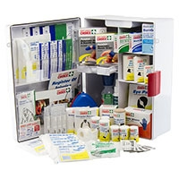 Food & Bev Manufacturing First Aid Kit , First Aid, Sold Per Kit With Qty Of  1