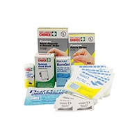 Cuts & Burns Pack , First Aid, Sold Per Kit With Qty Of  1