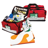 National Outdoor & Remote First Aid Kit, First Aid, Sold Per Kit With Qty Of  1