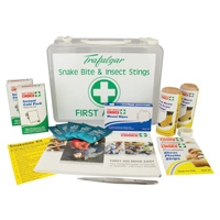Tfa Snake Bite And Insect Stings Kit, First Aid, Sold Per Kit With Qty Of  1