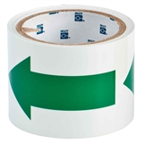 GLOW-IN-DARK TAPE B-324 ARROW 75MM X 9MT