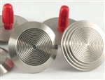 Stainless Steel Tactile Indicators with D&L Deformable Spigot No Adhesive