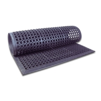 Floor Mat, black - anti fatigue 910x1520x13mm