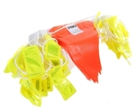 Premium Day/Night Reflective/Fluoro Bunting