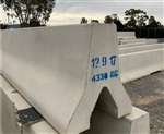 6m. Concrete Jersey Barrier (Vic only)
