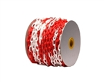 Plastic safety chain - 6mm - 25m roll
