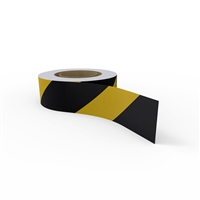Anti-Slip Tape 50mm - Anti-Slip Tape - 50mm X 20Mtr, Yellow & Black, Sold Per Roll