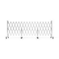 Port-A-Guard Maxi 1430mm X 6.7M Expandable Barrier - Aluminium And Galvanised Steel