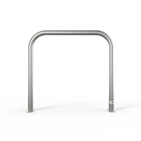 Bike Rail - Style 2 Surface Mounted 316 Stainless Steel
