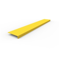 FRP Stair nosing 1030 x 152 x 30mm- yellow