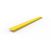 FRP Stair nosing 1030 x 76 x 30mm- yellow