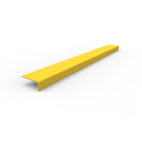 FRP Stair Nosing 750 x 76 x 30mm- yellow