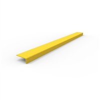 FRP Stair nosing 900 x 76 x 30mm- yellow
