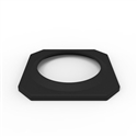 Rubber Base Weight 8kgs to suit BARR-BTC1000R Traffic Cone