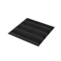 Directional Tactile Pad 300 x 300mm - Black TPU