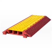 Polyurethane Cable Protector 3 channel body