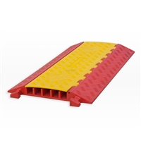 Polyurethane Cable Protector 5 channel body