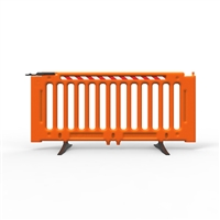 Crowd-Q portable event fence - 1000mm x 2130mm