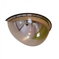 Convex Mirror Half Dome 1000mm Indoor