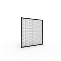 Mesh In-Fill Panels - De-Fence Mesh Panel 1200 X 1150mm, Post Centres, Sold Per Each