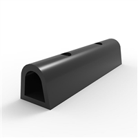 Docking Bumpers D-Section - Dock Bumper 200 X 200 X 900 (35Kgs), Sold Per Each