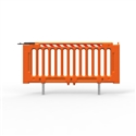 Dock safe-Q fence - 900 x 2130mm