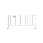 Standard Event Fence 2200mm Long - Crowd Control Barrier - Galvanised