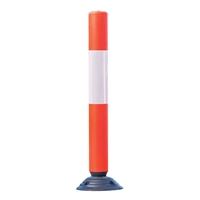 Knock down bollard - top only no base. Sold per each
