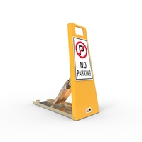 Lok-Up Parking Space Protector - No Parking