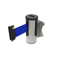 Neata Wall Mount Barrier 3M - 304 Stainless Steel - Blue
