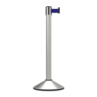 Stanchion Highline Premium Belt Post 3M - Blue