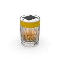 Pilot Solar Powered Light - Amber