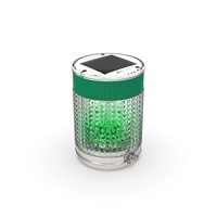 Pilot Solar Powered Light - Green