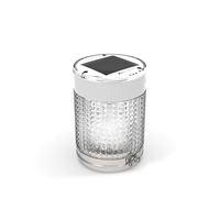 Pilot Solar Powered Light - White