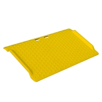 Portable Trolley Ramp 1300mm - Yellow