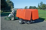 Q-Caddy trailer complete with 20 panels