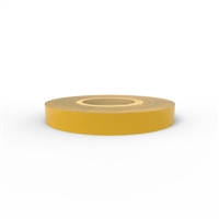Reflective tape - 50mm x 5mtr, yellow class 1