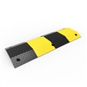 Slo-Motion Steel Heavy Duty Speed Hump 1M - Black/Yellow