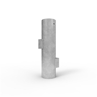Car Park Signs - Sign Post Sleeve ? New Concrete, Sold Per Each