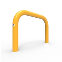 U-Bars Heavy Duty - U-Bar 1 Metre Below Ground (2 Piece) - Galvanised & Powder Coated, Sold Per Each