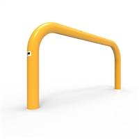 U-Bars Heavy Duty - U-Bar 1.5 Metre Below Ground (3 Piece) - Galvanised & Powder Coated, Sold Per Each